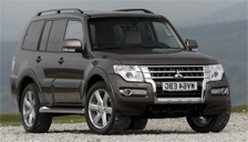 Mitsubishi Pajero Alloy Wheels and Tyre Packages.