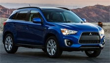 Mitsubishi RVR Alloy Wheels and Tyre Packages.