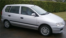 Mitsubishi Space Star Alloy Wheels and Tyre Packages.