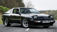 Mitsubishi Starion Alloy Wheels and Tyre Packages.