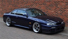 Nissan 200 SX Alloy Wheels and Tyre Packages.