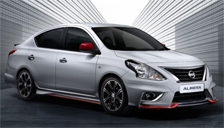 Nissan Almera Alloy Wheels and Tyre Packages.