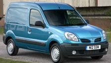 Nissan Kubistar Alloy Wheels and Tyre Packages.
