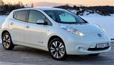 Nissan Leaf Alloy Wheels and Tyre Packages.