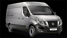Nissan NV400 Alloy Wheels and Tyre Packages.