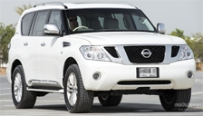 Nissan Patrol Alloy Wheels and Tyre Packages.