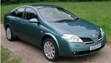 Nissan Primera Alloy Wheels and Tyre Packages.