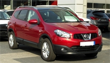 Nissan Qashqai +2 Alloy Wheels and Tyre Packages.