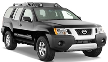 Nissan X Terra Alloy Wheels and Tyre Packages.