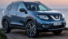 Nissan X Trail Alloy Wheels and Tyre Packages.
