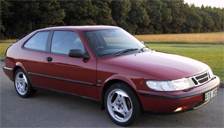 Saab 900 Alloy Wheels and Tyre Packages.