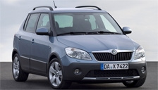 Skoda Fabia Scout Alloy Wheels and Tyre Packages.