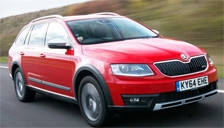 Skoda Octavia Scout Alloy Wheels and Tyre Packages.