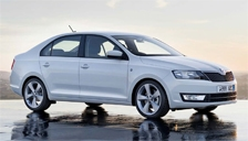 Skoda Rapid Alloy Wheels and Tyre Packages.