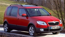 Skoda Roomster Scout Alloy Wheels and Tyre Packages.