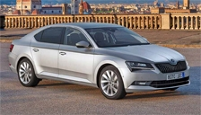 Skoda Superb Alloy Wheels and Tyre Packages.