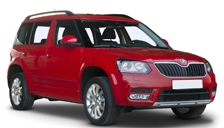 Skoda Yeti Alloy Wheels and Tyre Packages.