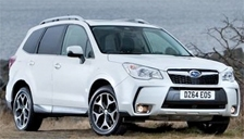 Subaru Forester Alloy Wheels and Tyre Packages.