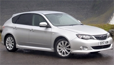 Subaru Impreza Alloy Wheels and Tyre Packages.