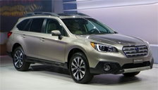 Subaru Outback Alloy Wheels and Tyre Packages.
