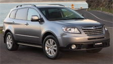 Subaru Tribeca Alloy Wheels and Tyre Packages.