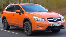 Subaru XV Alloy Wheels and Tyre Packages.