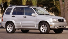 Suzuki Grand Vitara 1998 to 2005 (2nd Generation) Alloy Wheels and Tyre Packages.