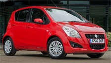 Suzuki Ritz 2008 to 2018 Alloy Wheels and Tyre Packages.