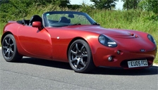 TVR Tamora Alloy Wheels and Tyre Packages.