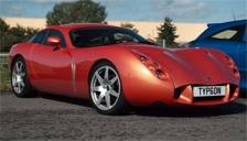 TVR Typhon Alloy Wheels and Tyre Packages.