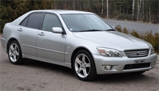 Toyota Altezza Alloy Wheels and Tyre Packages.