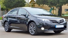 Toyota Avensis Alloy Wheels and Tyre Packages.