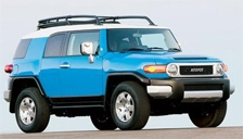 Toyota FJ Cruiser Alloy Wheels and Tyre Packages.