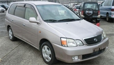Toyota Gaia Alloy Wheels and Tyre Packages.