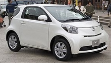 Toyota IQ Alloy Wheels and Tyre Packages.
