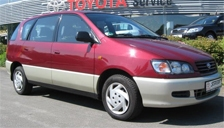 Toyota Picnic Alloy Wheels and Tyre Packages.