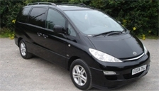 Toyota Previa Alloy Wheels and Tyre Packages.