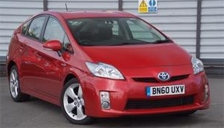 Toyota Prius Alloy Wheels and Tyre Packages.