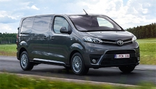 Toyota Proace Alloy Wheels and Tyre Packages.