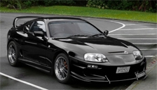 Toyota Supra Alloy Wheels and Tyre Packages.