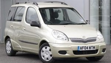 Toyota Yaris Verso Alloy Wheels and Tyre Packages.