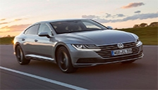 Volkswagen Arteon Alloy Wheels and Tyre Packages.