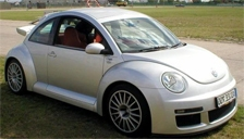 Volkswagen Beetle Rsi VR6 Alloy Wheels and Tyre Packages.