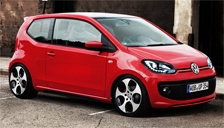 Volkswagen Up Alloy Wheels and Tyre Packages.