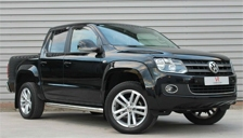 Volkswagen Amarok Alloy Wheels and Tyre Packages.