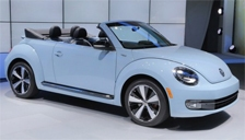 Volkswagen Beetle Cabrio Alloy Wheels and Tyre Packages.