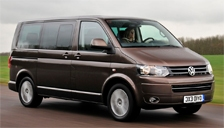 Volkswagen Caravelle Alloy Wheels and Tyre Packages.
