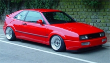 Volkswagen Corrado Alloy Wheels and Tyre Packages.