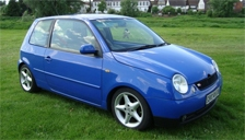 Volkswagen Lupo Alloy Wheels and Tyre Packages.