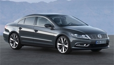 Volkswagen Passat CC Alloy Wheels and Tyre Packages.
